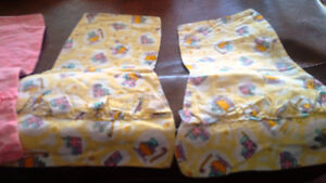 Fancy Dispostable Diaper Cover-Ups - Flannel Kitchener / Waterloo Kitchener Area image 2