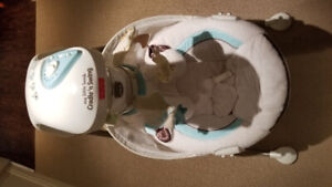 Fisher Price Baby Cradle Swing The Real Baby Whisperer! Like New