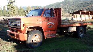3 ton truck
