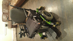 Invacare TDX SP Power Wheelchair - PRICE REDUCED
