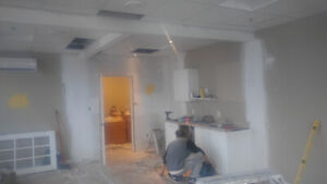 RENOVATION DRYWALL TAPER FRAMER PAINTER. BEST PRICES IN THE CITY