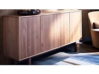Ikea Stockholm Collection Walnut Sideboard - RRP £350