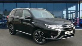 image for 2018 Mitsubishi Outlander 2.0 PHEV 4h 5dr Auto Estate Estate Petrol/PlugIn Elec