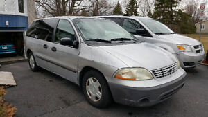 2002 Ford Windstar Adapté Camionnette