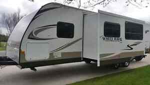 2012 Jayco 31dslb WHITE HAWK
