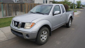 2005 Nissan Frontier 4x4 Nismo with 6 spd manual