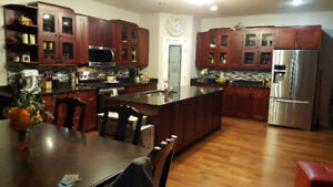 Executive 4 bedroom West Hill Townhouse avail immediately