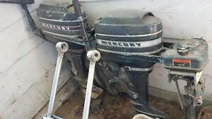 UPDATE 9.8 hp and 6 hp mercury outboards