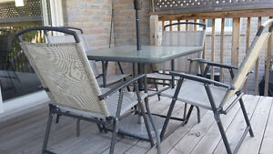 Patio set Peterborough Peterborough Area image 2
