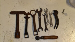 Nice Collection of Vintage Hand Tools
