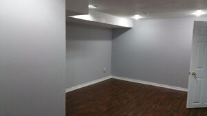 Bachelor basement apartment for rent at queen st & hwy 410
