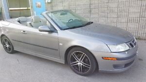 2007 Saab 9-3 Premium, Convertible, 2.0Turbo Convertible