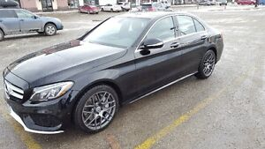 2015 Mercedes-Benz C 300 4Matic Lease take over