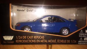 Honda civic si coupe 2000