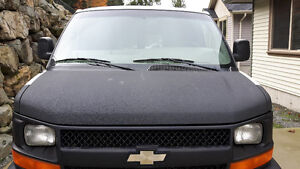 2008 Chevrolet Express LS Wagon