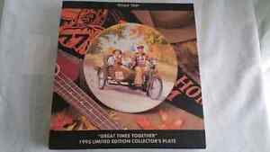 HARLEY DAVIDSON VINTAGE ROAD TRIP LIMITED EDITION COLLECTOR'S PL