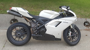 Dream Bike for Sale!! 2009 Ducati 1198 Superbike with low km's