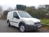 Ford Transit Connect 1.8TDCi ( 90PS ) Low Roof Van T200 SWB L *1 OWNER FROM NEW*