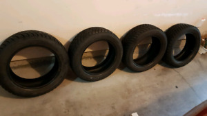 Used Hankook Winter Tires