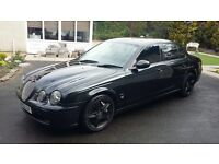Mint jaguar s type r se supercharged v8 (not evo,impreza,turbo 4x4)