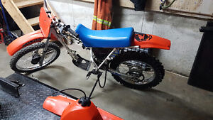honda xr 100 for parts1986-2000+