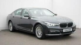 image for 2016 BMW 7 Series 730d 4dr Auto Saloon diesel Automatic