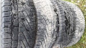 For sale    4-    winter tires    185/55/15