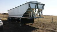 2015 Doepker tri axle grain trailer