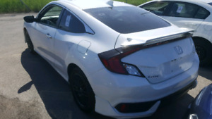 HONDA CIVIC TOURING 2016   14.000 km