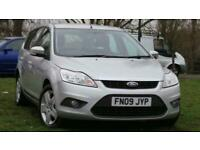 2009 Ford Focus 1.6 Style 5dr Estate Petrol Manual