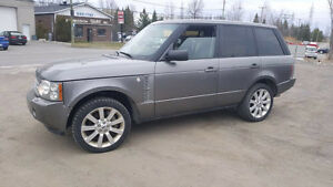 2008 Land Rover Range Rover Supercharged VUS