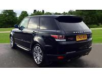 2013 Land Rover Range Rover Sport 3.0 SDV6 HSE Dynamic 5dr Automatic Diesel Esta