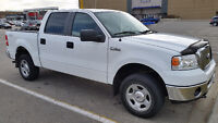 2007 Ford F-150 SuperCrew Pickup Truck Shortbox