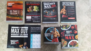INSANITY MAX 30 - Shaun T - Total Home Body Conditioning