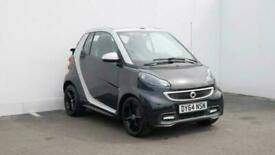 image for 2014 smart fortwo cabrio Grandstyle 2dr Softouch Auto 84 Small petrol Automatic