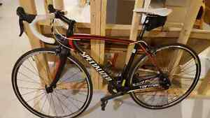 2012 Carbon Fiber Specialized Road Bike