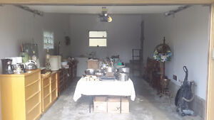 Whole House Garage Sale - Furniture, Small Appliances more