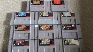 Rare Collectible SNES Games