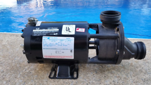 LIKE NEW! Jacuzzi Hot Tub Spa Pump Motor Pompe Circulatrice Spa