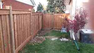 Post Hole, Fence and Deck Clients WANTED! New build or repairs Cambridge Kitchener Area image 6