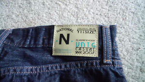 Two Pairs National Outfitters Jeans 34x34 Kawartha Lakes Peterborough Area image 2