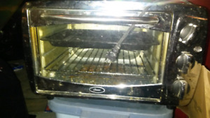 Stainless Steel Toaster Over