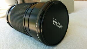 Vivitar 28-135mm F3.3-4.5 with 67mm Clear Filter London Ontario image 3