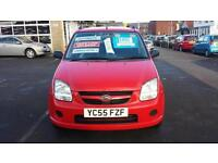 2005 SUZUKI IGNIS 1.5 GL VVT Automatic 5 Door From GBP2,695 + Retail Package