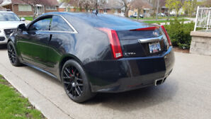 2012 CTS 4 CADILLAC COUPE