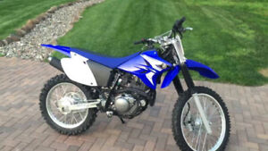 Yamaha 230 TTR Like new 2016