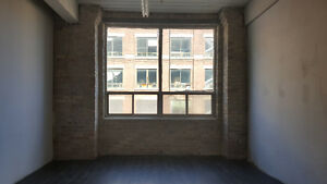 DOWNTOWN LOFT OFFICE SPACE