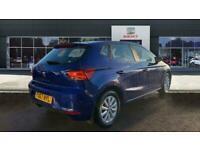 2017 SEAT Ibiza 1.0 TSI 95 SE 5dr Petrol Hatchback Hatchback Petrol Manual
