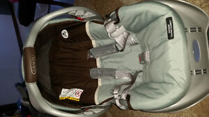 Baby (infant) car seat