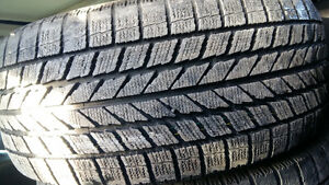 "WINTER TIRES  SINGLES /PAIRS -15""-16""-17""-18""-19""ETC."